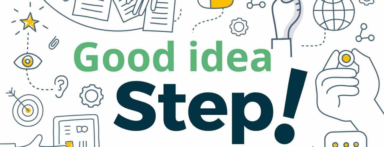 Good Idea Step: découvrir des techniques créatives en travaillant deux questions