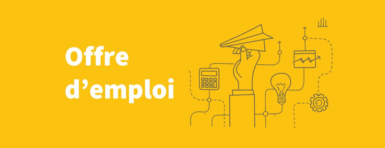 Offre d'emploi: chargé-e de projets en innovation sociale