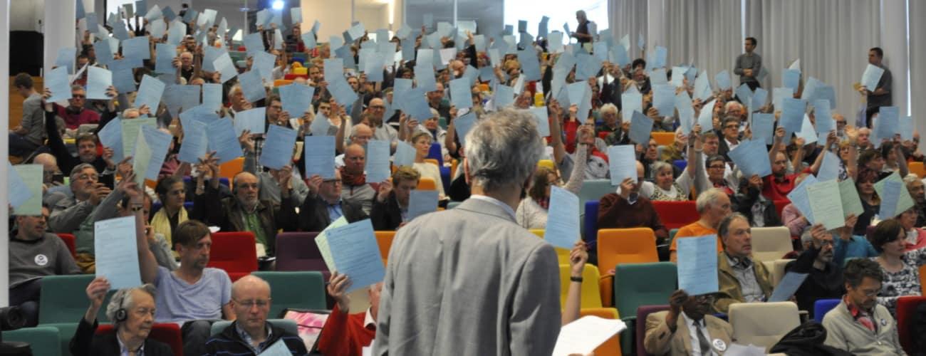 Organiser l'assemblée générale de votre coopérative en temps de COVID-19