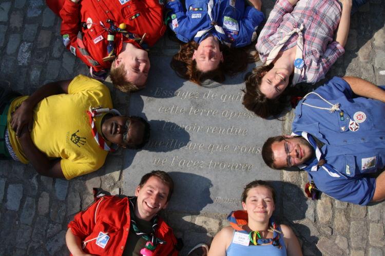Les Scouts asbl, destination 2028